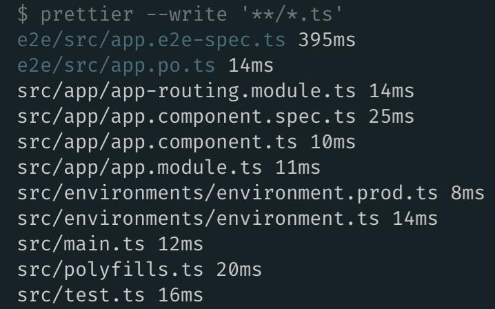 format-typescript-files