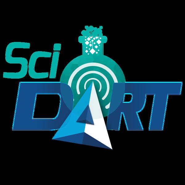 Scidart logo