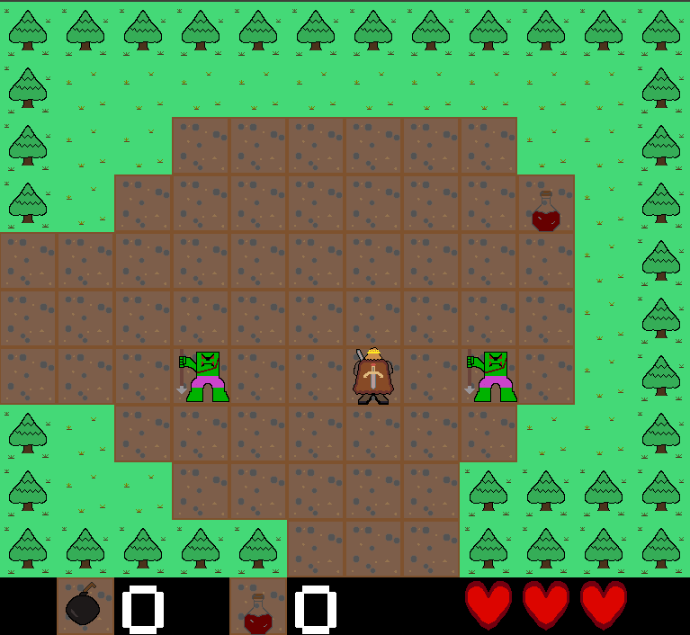 Medieval Quest screenshot