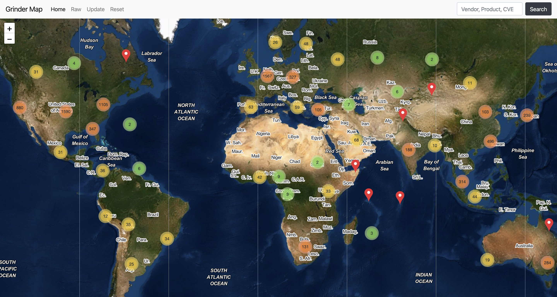 Grinder Framework Map (1)