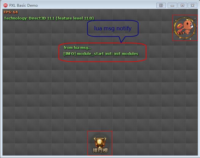 Basic win32 screenshot