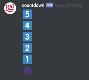 GitHub - seanbreckenridge/discord-countdown-bot: Discord bot