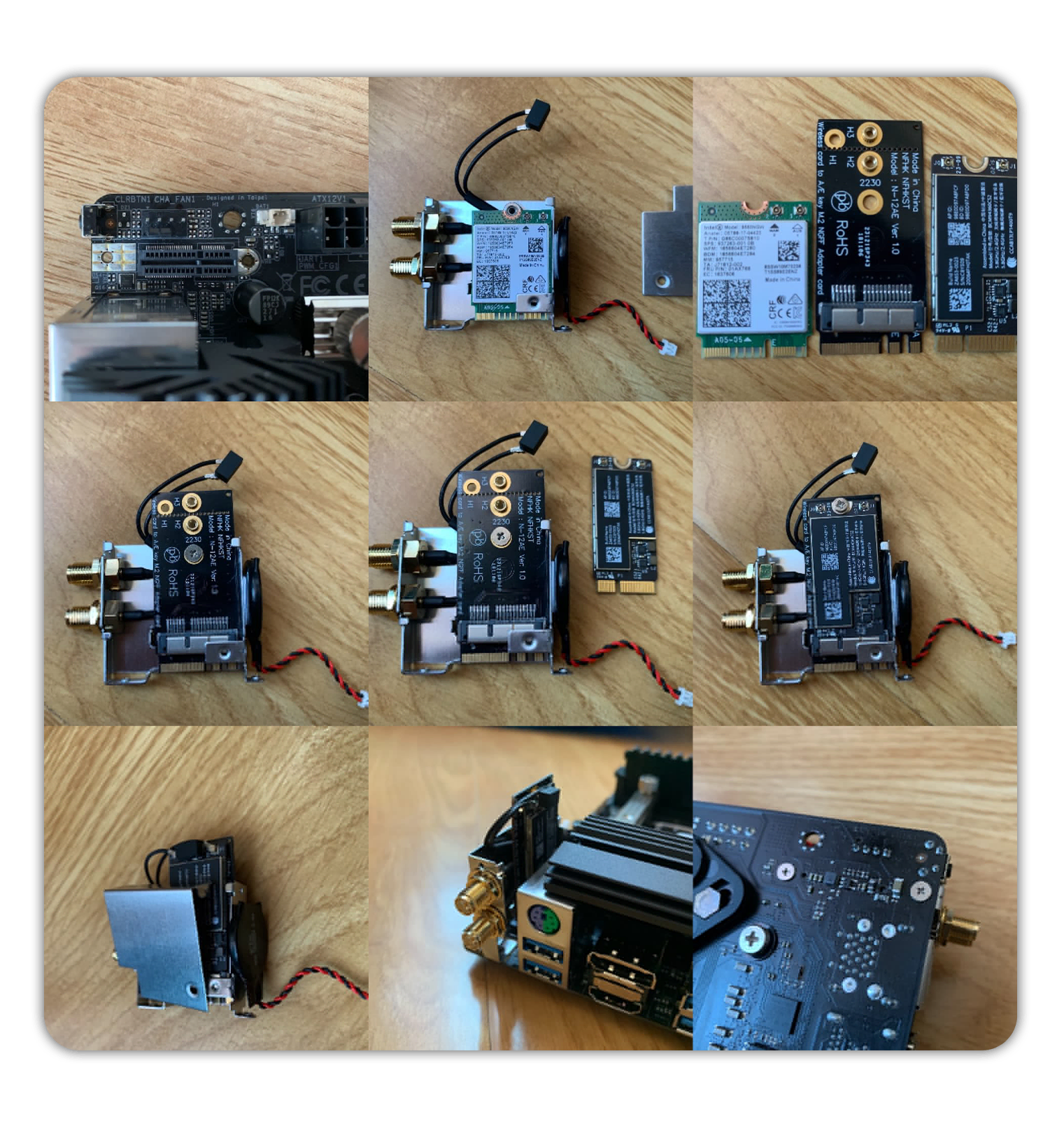 ASRock Z390 phantom gaming-itx/ac i9-9900k RX5700