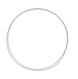 Sketchy Circle Stroke