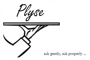 Plyse, ask gently, ask properly