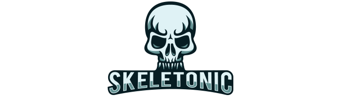 Skeletonic Logo