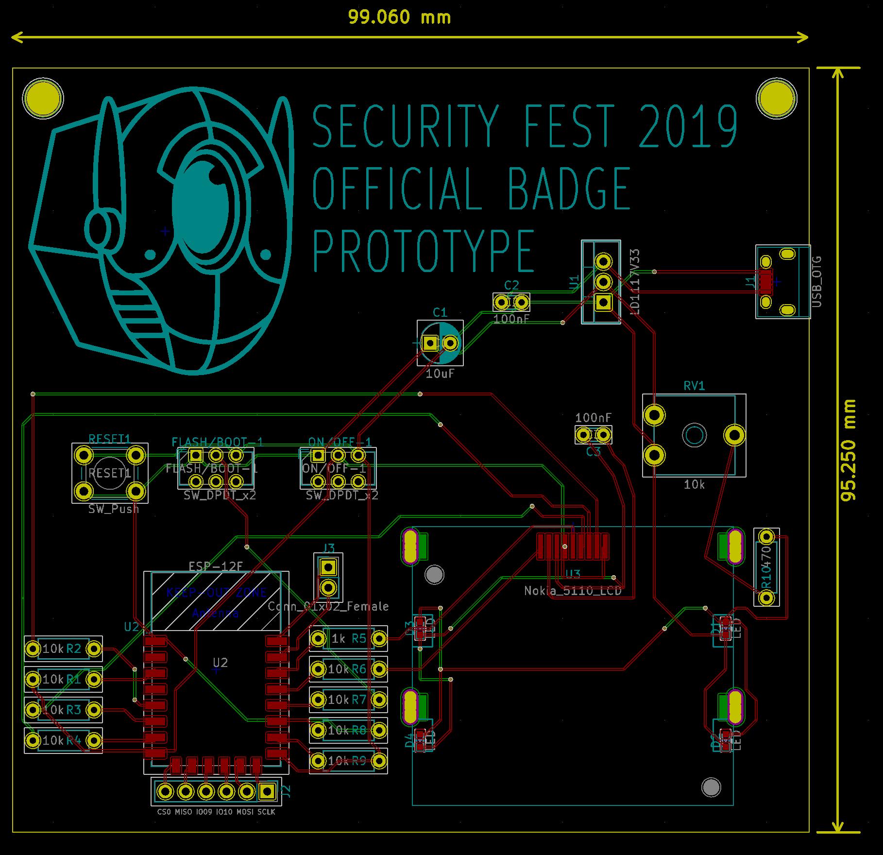 Security fest 2019 - n00badge | hackad blog