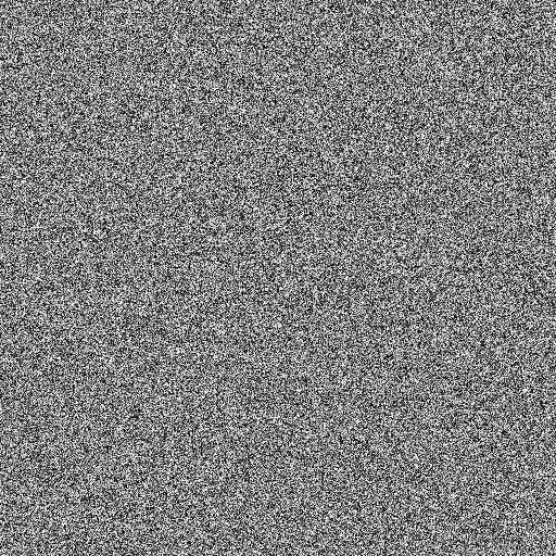 Exempel på bild med entropi från FPGA.