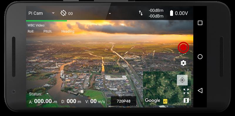 DroneBridge - a long range digital radio link for UAVs - iNAV