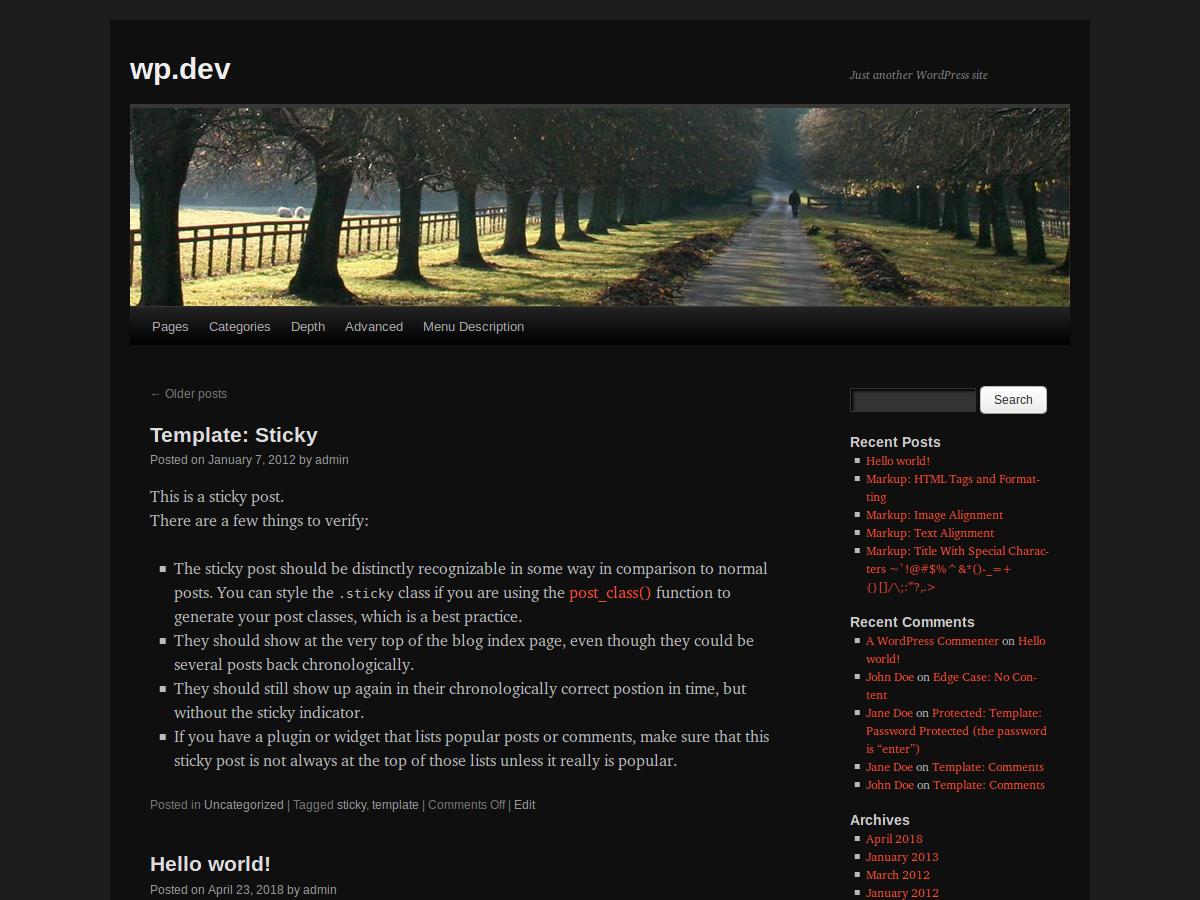 Dark TT Screenshot