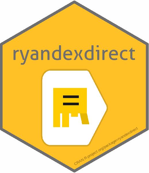ryandexdirect | R клиент для работы с API Яндекса, загрузка