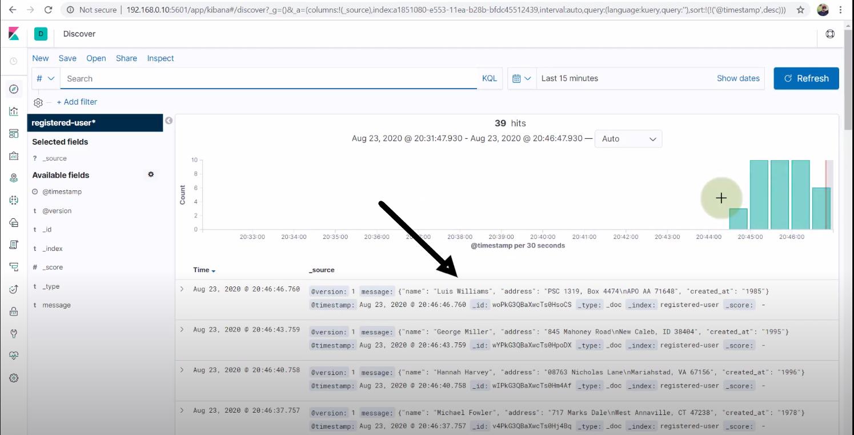 Elastic-search-index-data