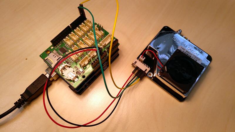Bild Anschluss passendes Kabel