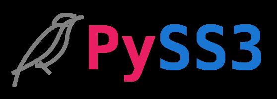 PySS3 Logo
