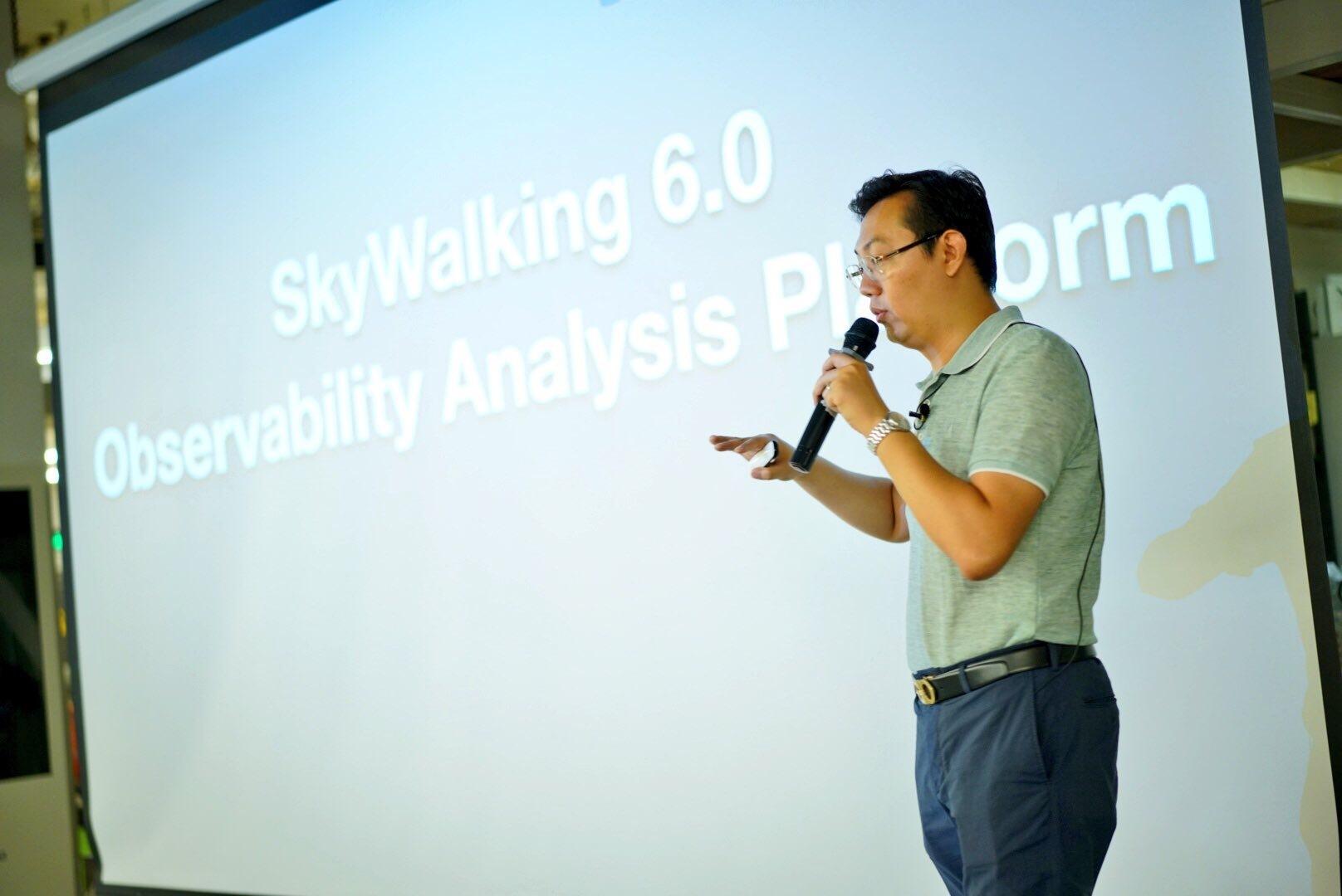 吴晟 Apache SkyWalking