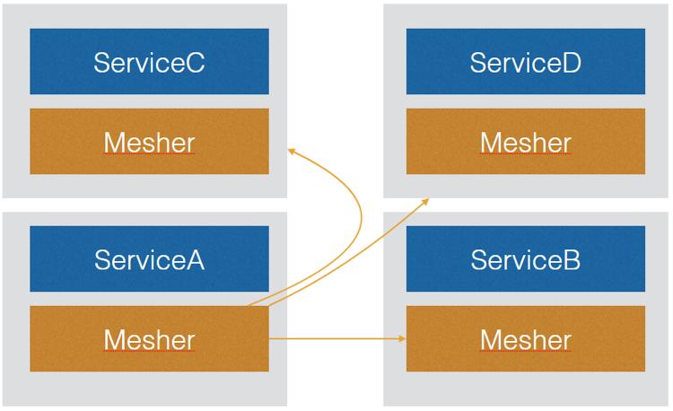 CSE Mesher数据面