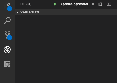 debug with VSCode