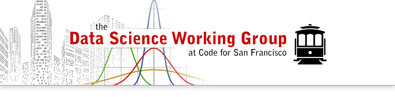 The Data Science Working Group
