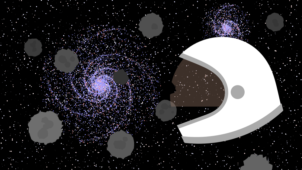 Space---created with VectorSalad