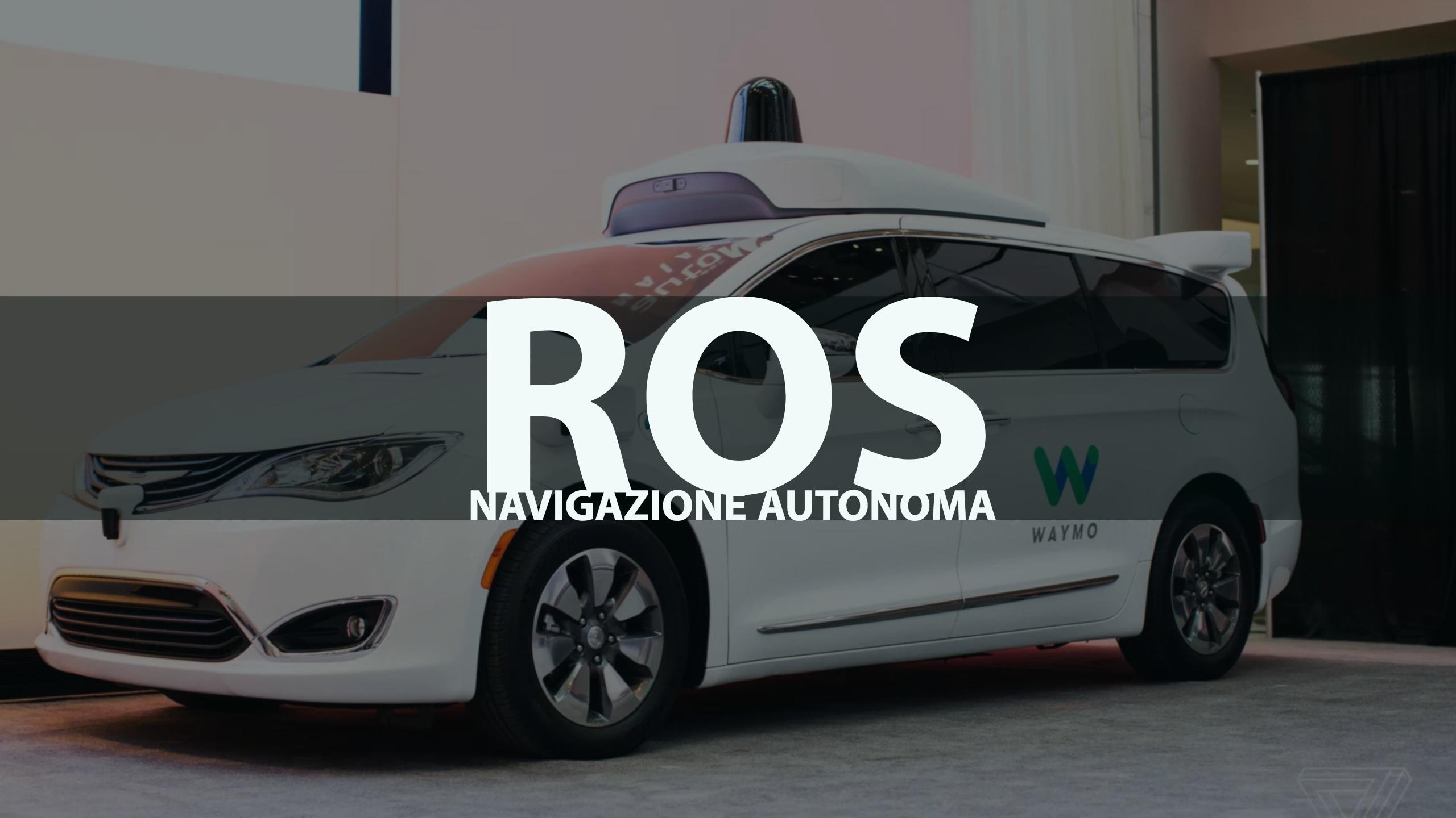 navigazione autonoma