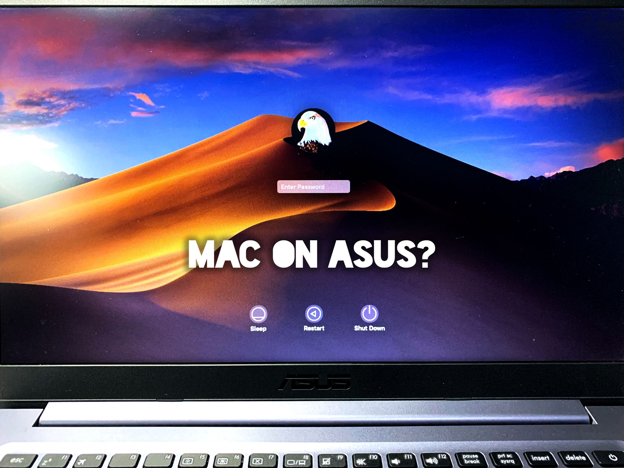 How To Install macOS Into Asus Vivobook X510UQ To Give It New Life As A Hackintosh—Upgrades