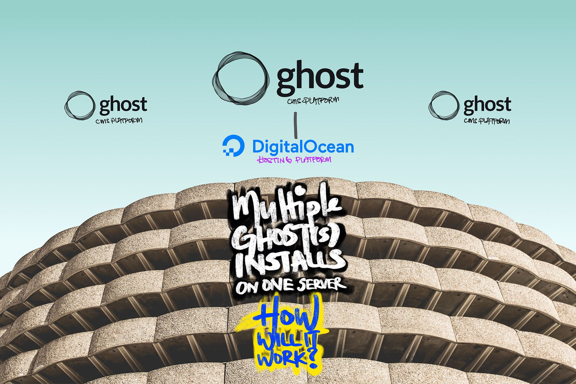 How To Install Multiple Ghost Blogs On One DigitalOcean Droplet—Guides