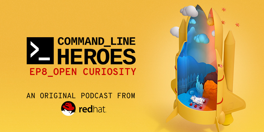 Command Line Heroes S2 E8 twitter image