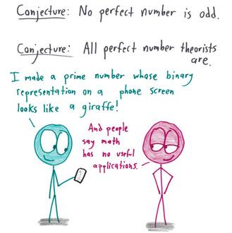 Odd Number Theorists
