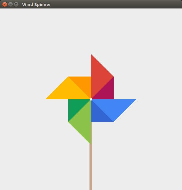 Wind Spinner Screenshot