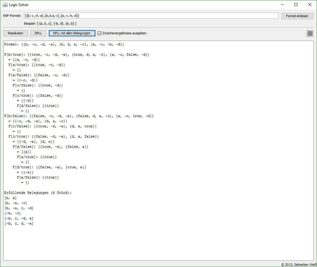 Screenshow showing DPLL