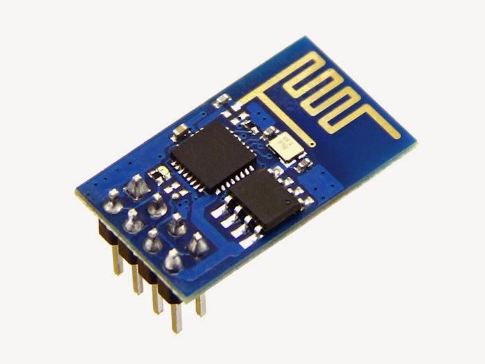 ESP8266模块