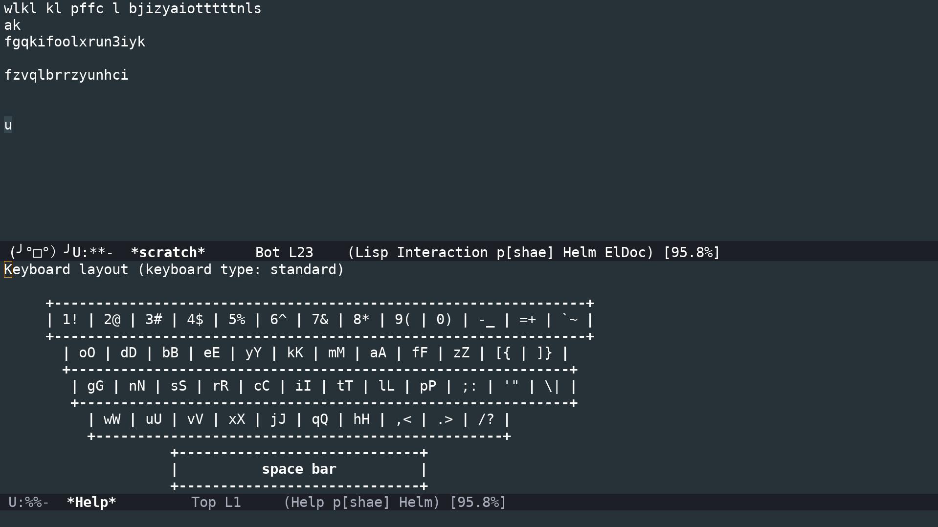 Markov Keyboard! - Joy of Computing