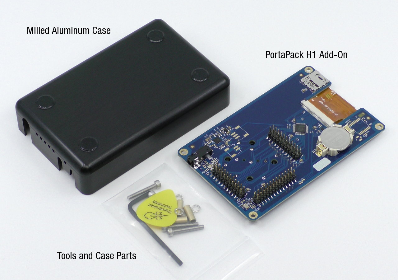 PortaPack H1 kit components