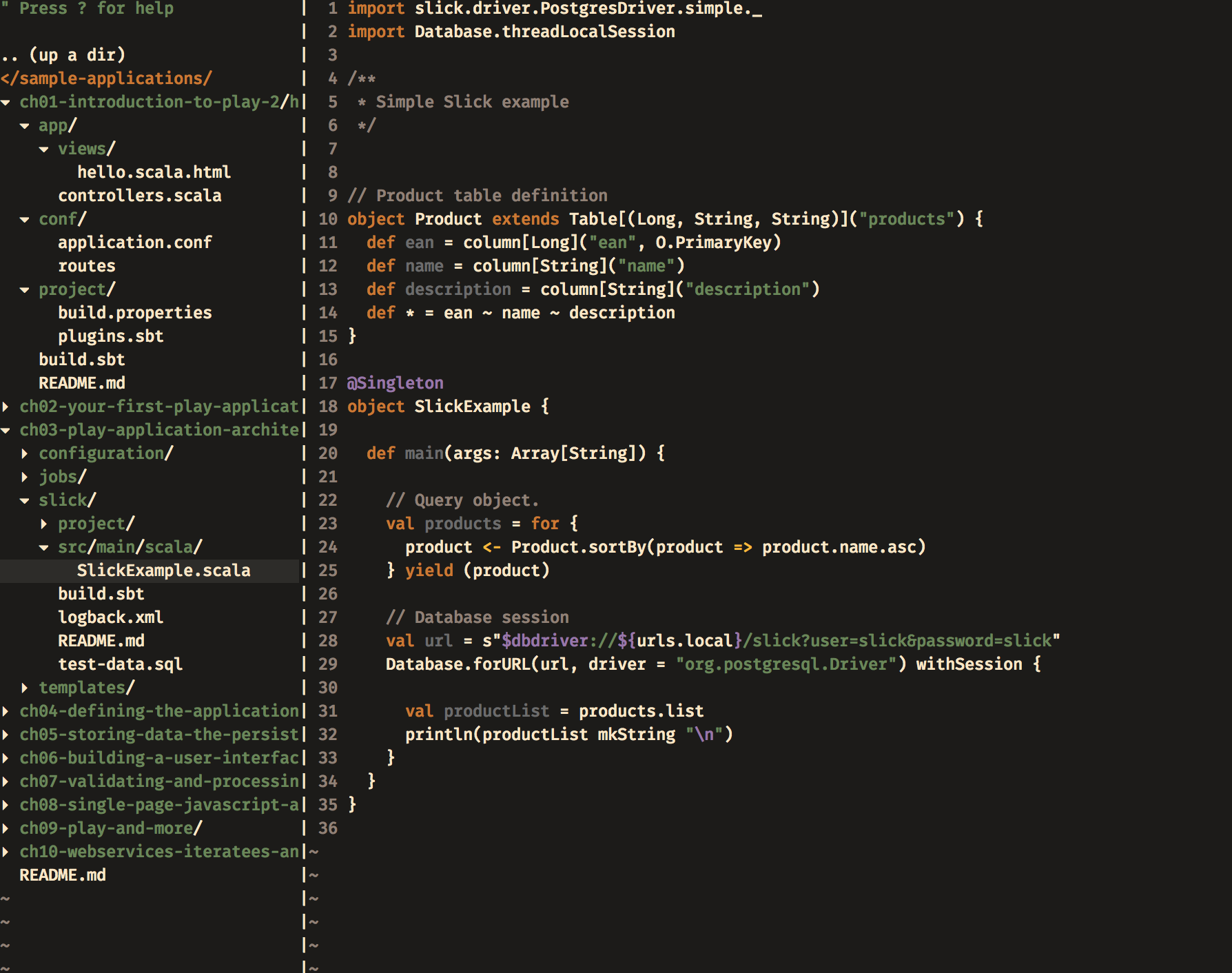 vim-colors/README md at master · sherifkandeel/vim-colors · GitHub