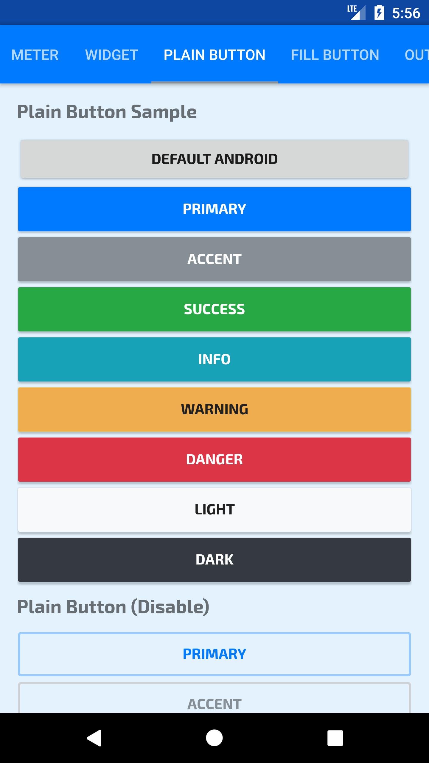 GitHub - shiburagi/Stylish-Widget-for-Android: StylishWidget is a