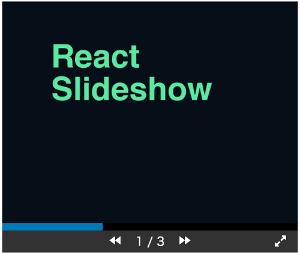 React SlideShow