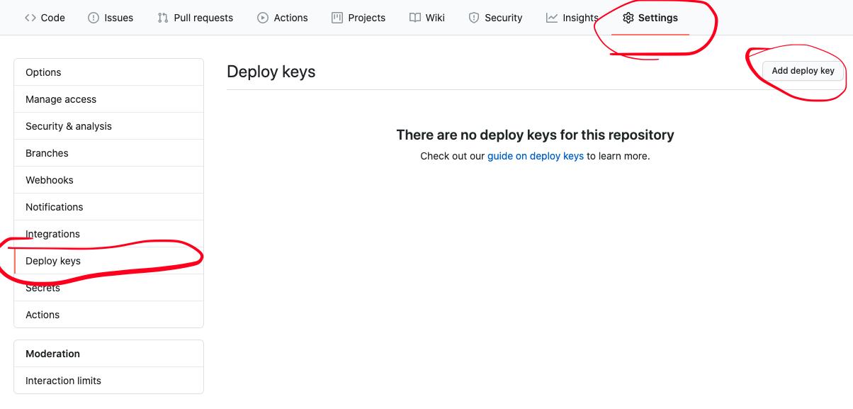 Where to Paste the SSH Key