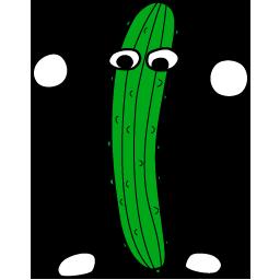 cucumber-man