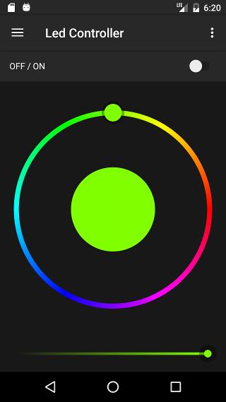 Rgb led controller mit android app laufende projekte und ideen deutsches raspberry pi forum - Android app ideen ...