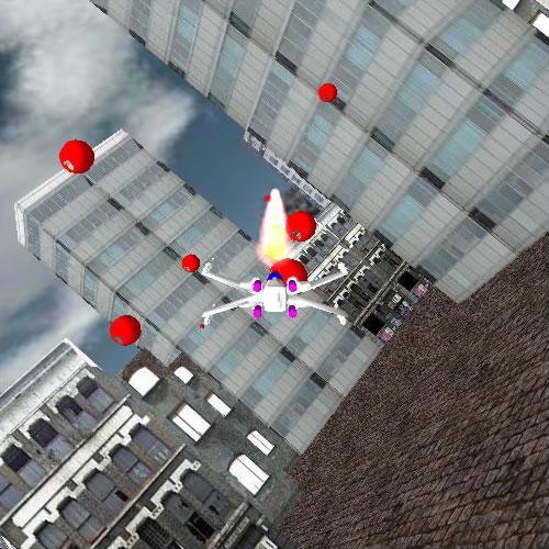 3D Series 2 - Flightsim