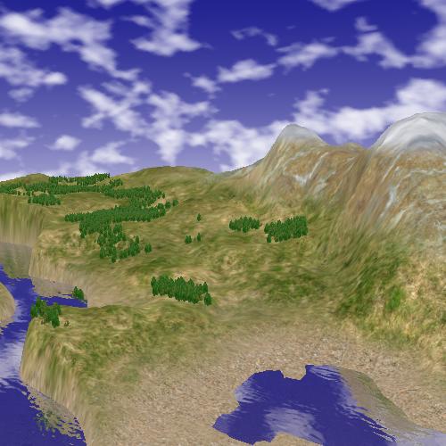 3D Series 4 - Advanced Terrain