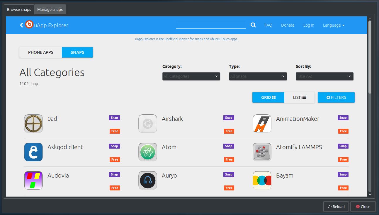 yusm-screenshot
