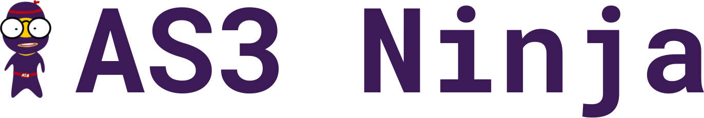 AS3 Ninja
