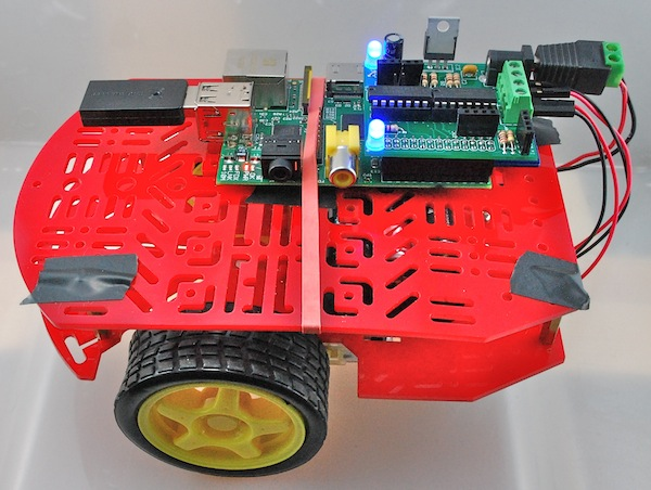 Simple Rover