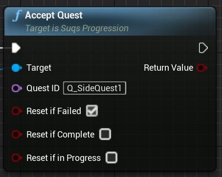 Accept Quest