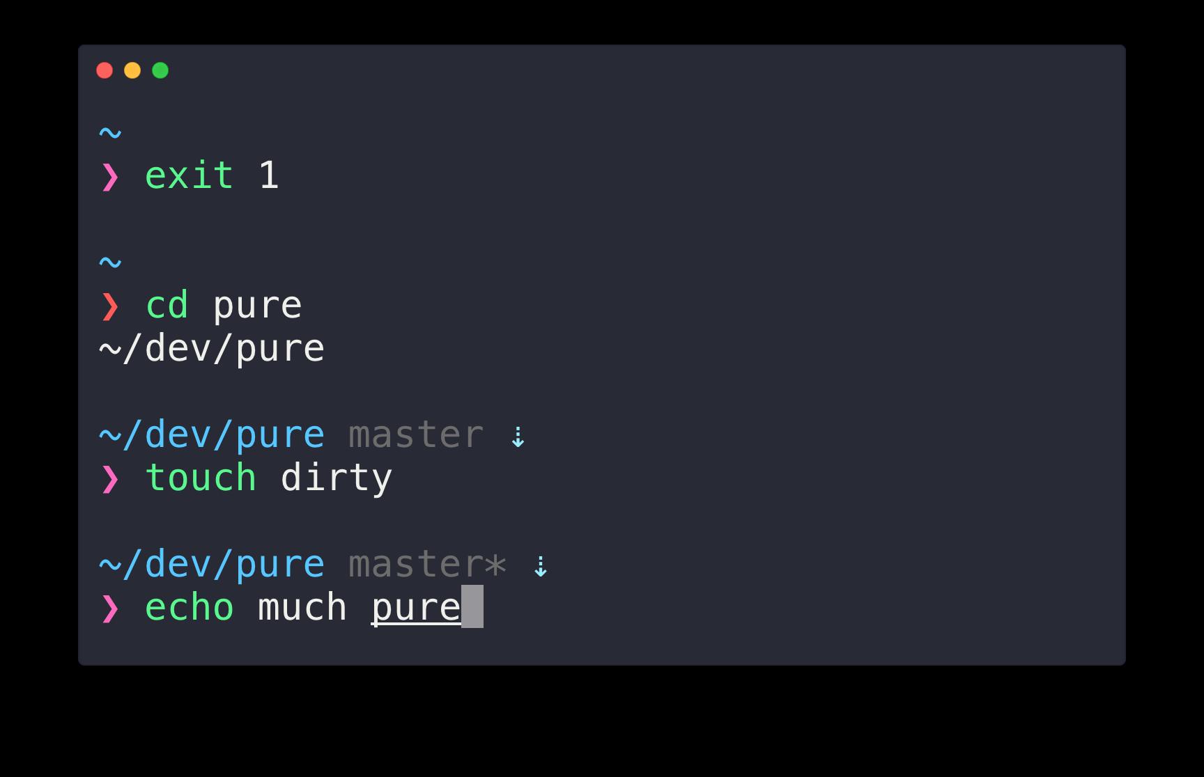 pure-prompt