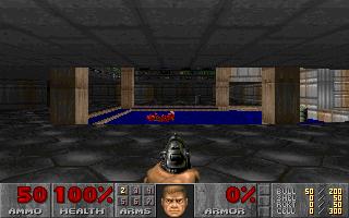 Doom E1M1