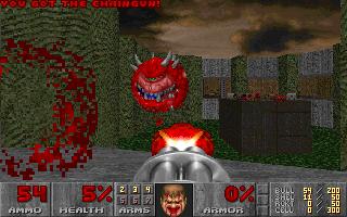 Doom II MAP11