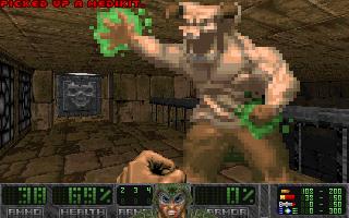 Eternal Doom MAP29