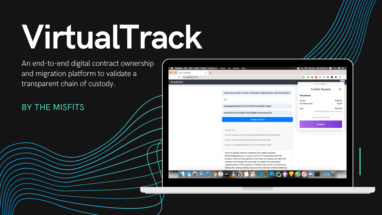 VirtualTrack - 虚拟跟踪